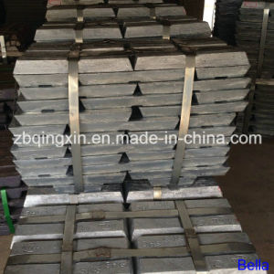 National Standard Pure Zinc Ingot 99.995% High Quality pictures & photos