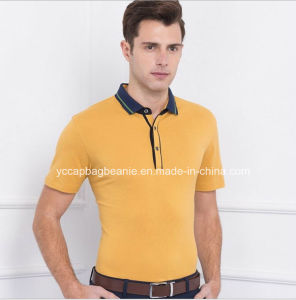 New Design Bestsellers Europe Men Polo T Shirts pictures & photos
