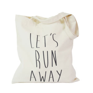 Promotional 140GSM Cotton Canvas Bag for Shopping pictures & photos