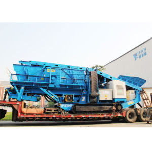 Hot Selling and High Quality Crawler Type Mobile Crusher pictures & photos