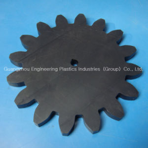 Plastic PE UHMW Rotary Table for Liquid Filling Machine pictures & photos