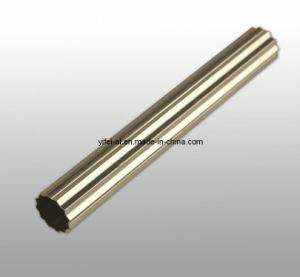Aluminum/Aluminium Alloy 6000 Extrusion Anodized Pipe pictures & photos