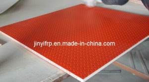 FRP PP Honeycomb Floor Panel&PVC Foam Edge