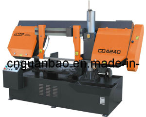 Rotating Band Saw Machine Gd4240X pictures & photos
