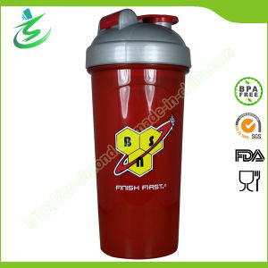 700ml BPA Free Protein Shaker Bottles (SB7002) pictures & photos