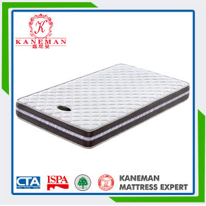 Promotion Durable Double High Density Foam Mattress Bed Mattress pictures & photos