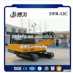 China Hydraulic Bore Pile Drilling Rig, Dfr-12c Pile Driver for Foundation Hole pictures & photos