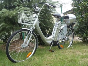 Classical Model Cheap Steel Frame Electric Bicycle pictures & photos