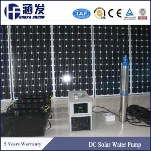 Irrigation Solar Deep Well Water Pump for Bore Well pictures & photos