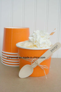 16oz Recycled Ice Cream Paper Cups (YHC-074) pictures & photos