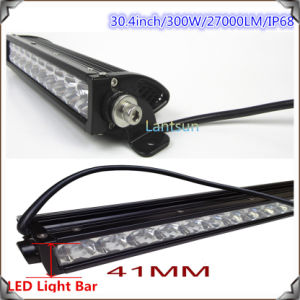 300W 30 Inch Super Thin CREE LED Light Bar pictures & photos