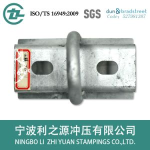 Iron Accessories Parts of Metal Stamping for Outdoor Bracket pictures & photos