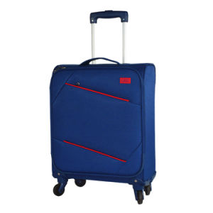 Promotion Luggage with OEM Service Small Order Accepted pictures & photos