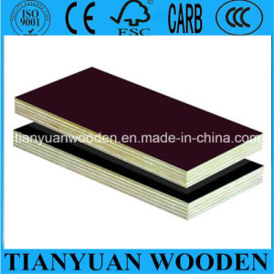 Cheap 12mm Construction Concrete Formwork Plywood pictures & photos