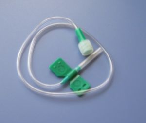 Disposable Scalp Vein Set Luer Lock pictures & photos
