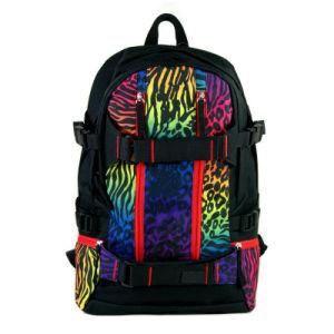 Leopard Bag Skate Bag Backpack School Bag
