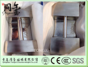 F1, F2 Class High Accuracy Stainless Steel 304 Test Weights pictures & photos