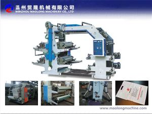 Yt-4600 Flexo Printing Machine