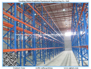 Warehouse Storage Heavy Duty Pallet Rack with CE Certification pictures & photos