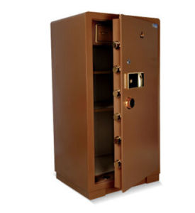 Single Door Fingerprint Safe for Office & Business pictures & photos