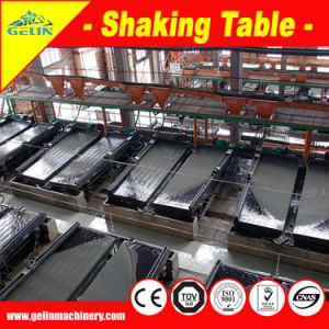 Best Ability Ilmenite Ore Concentration Machine Shaker Table pictures & photos