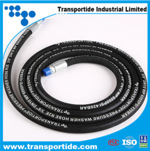 Hydraulic Rubber Hose Assembly pictures & photos