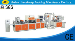 Xb 700-800 The Most Professional Full Automatic Non Woven Fabric Carry Bag Making Machine Price with Handle