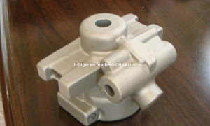 Aluminum Sand Casting Machine Parts (HG-123) pictures & photos