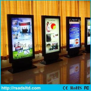 Double Sided Scrolling LED Light Box Signage pictures & photos