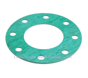 Synthethic Fiber Rubber Gasket pictures & photos