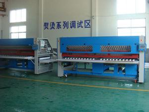 Laundry Machine Sheet Folding Machine (ZD-3000V) pictures & photos
