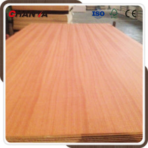 3.6/5.2/9/12//18mm Sapele Fancy Plywood for Furniture pictures & photos