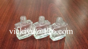 Small Square Glass Bottles for Nail Polish, Cosmetics pictures & photos
