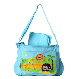 Shoulder Mummy Baby Nappy Diaper Cooler Bag pictures & photos