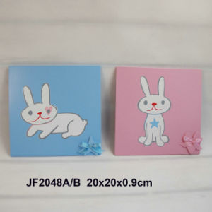 E1 MDF Wooden Gift Wall Plaque for Kids pictures & photos