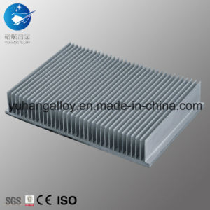 High Precision Aluminium Radiator Heatsink