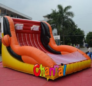 Inflatable Slide Adult Inflatable Exciting Basketball Hoop pictures & photos