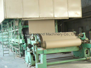 50-200tpd, 2400mm-4200mm Box Making Machine Paper Machine for Paper Mill pictures & photos