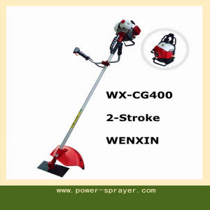 Backpack Straight 2-Stroke 1.1kw Portable Brush Cutter and Grass Trimmer pictures & photos