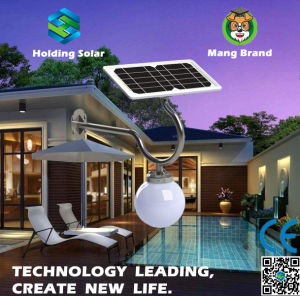 IP65 Waterproof Solar Energy Saving LED Light for Outdoor pictures & photos