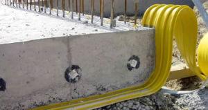 Bridge Bearing Elastomeric Rubber and Neoprene Bridge Bearing pictures & photos