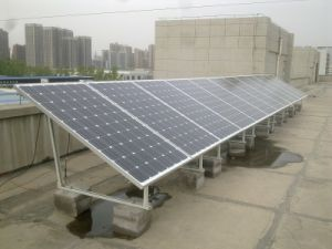 5000W Panel Power High Efficient Solar Home System