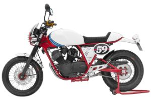 EEC Italy Designed 250cc V Cylinder Retro European Motorbike Motorcycles pictures & photos
