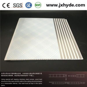 Hot Stamping PVC Ceiling and Wall Paneling pictures & photos