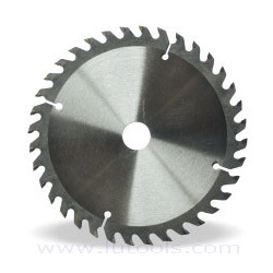 T. C. T Saw Blades for Cutting Flake-Board and Other Wood Materials (BS-004) pictures & photos