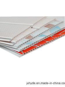 2017 Hot Sell Decoration Panel Panel De PVC for Ceiling and Wall Panel Profiles (RN-26) pictures & photos