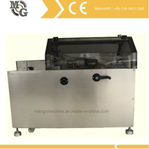 Two Flap Hot Melt Carton Sealing Machine pictures & photos