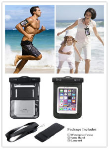 Wholesale Phone Accessories Universal Waterproof Case for iPhone/Samsung Cover pictures & photos