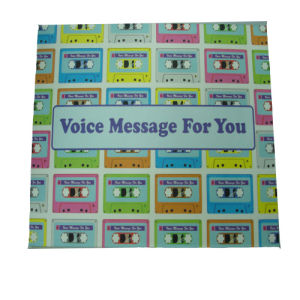 Birthday Voice Card