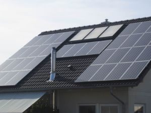 Solar Power System for Home Application 1kw-5kw pictures & photos